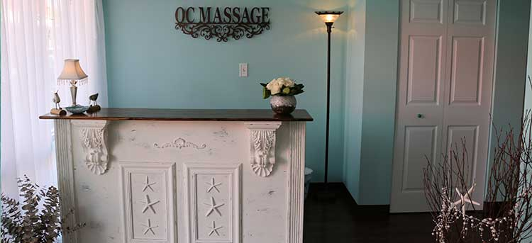 OC Massage Desk