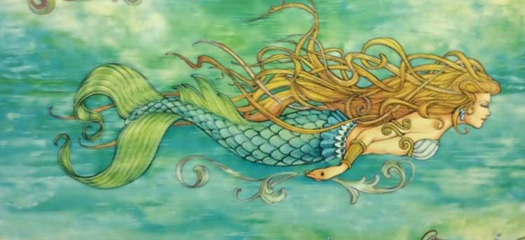 OC Massage Mermaid